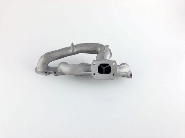 3D принтиран метален колектор с вътрешни канали